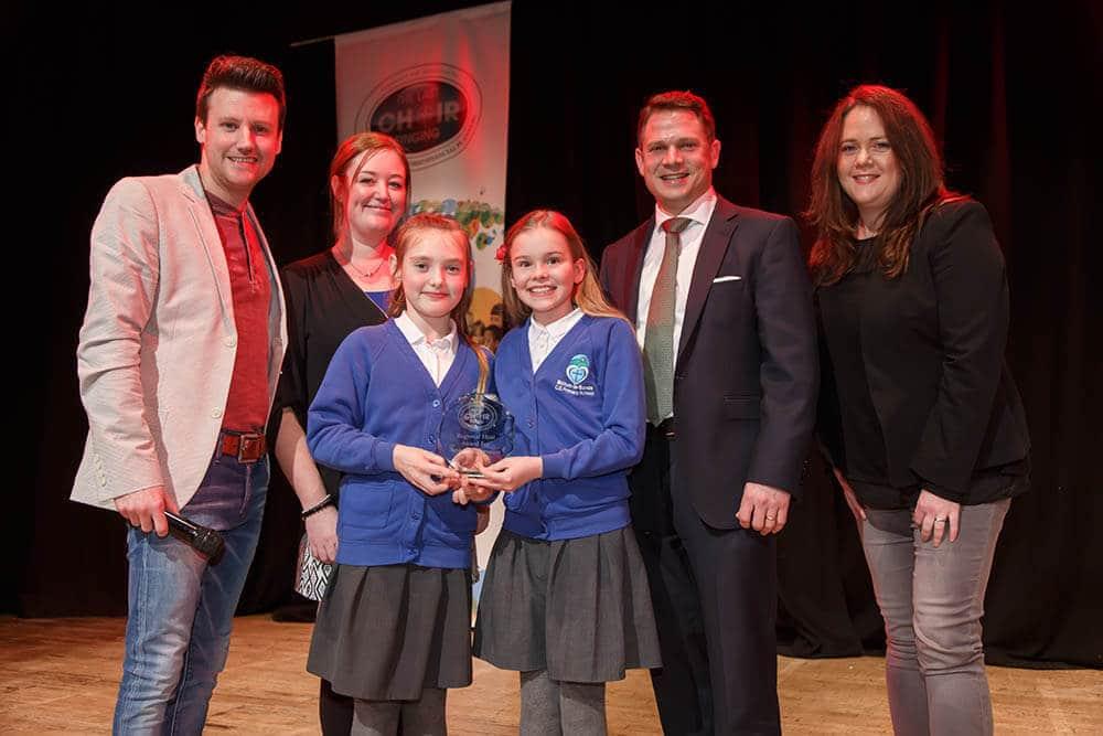 Preston School Celebrate Regional Heat Win at the Last Choir