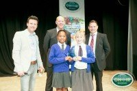 Carlton Green Community Primary - Poulton-le-Fylde - Runner up
