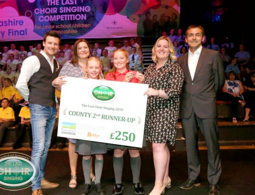Edenfield C of E Primary School – 2nd Runner-up 2018