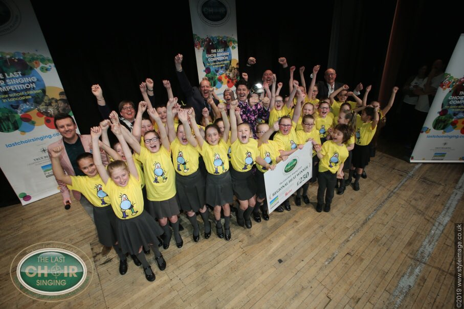 Anchorsholme Academy – Winner