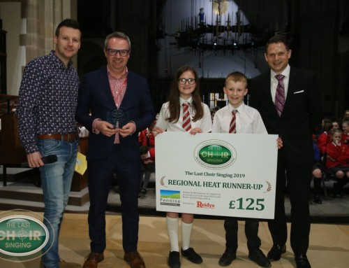 Broughton-in-Amounderness C of E Primary School – Runner-up