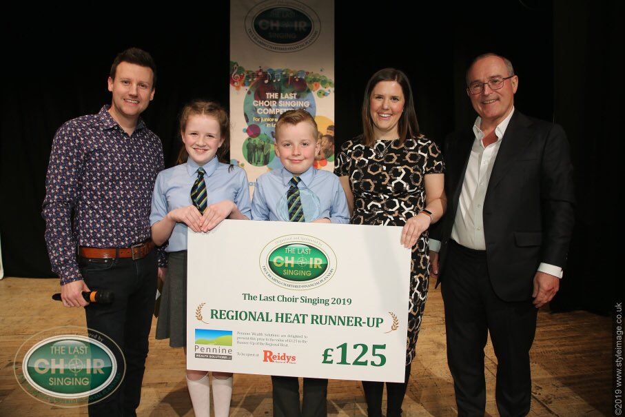 Woodplumpton St Anne's C of E Primary School – Runner-up