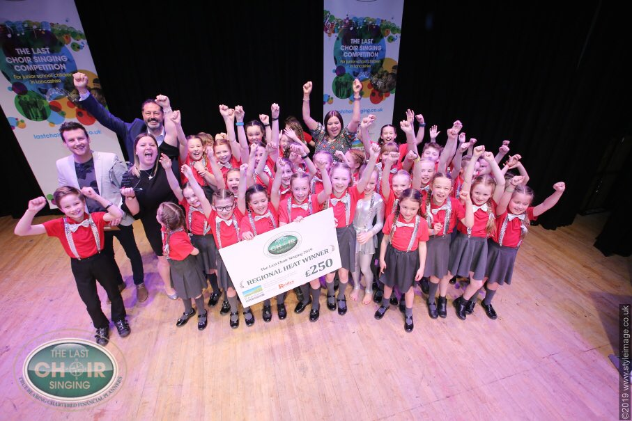 Edenfield C of E Primary School – Winner