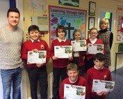 Newchurch St Marys School - Certificates