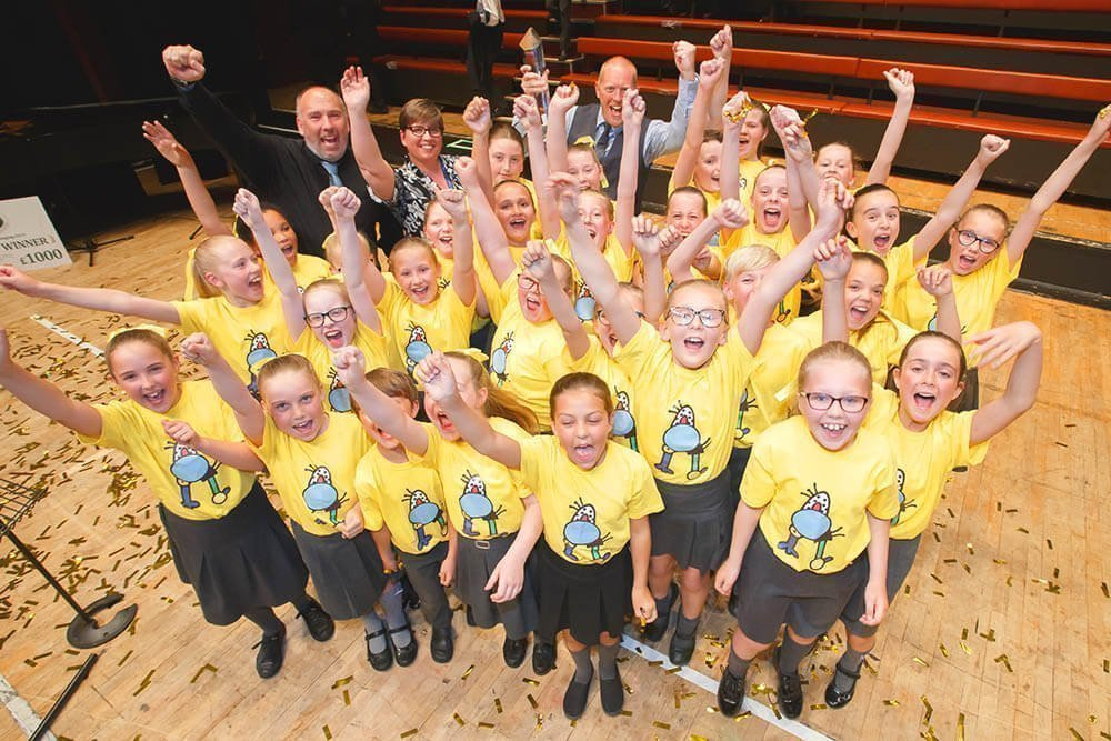Anchorsholme Academy – Winner 2019
