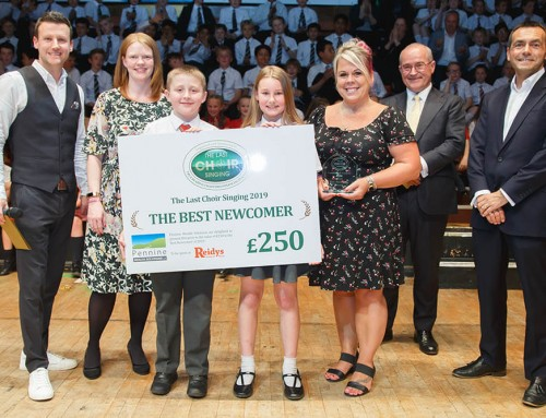 St Saviour Ringley C of E Primary – Best Newcomer 2019
